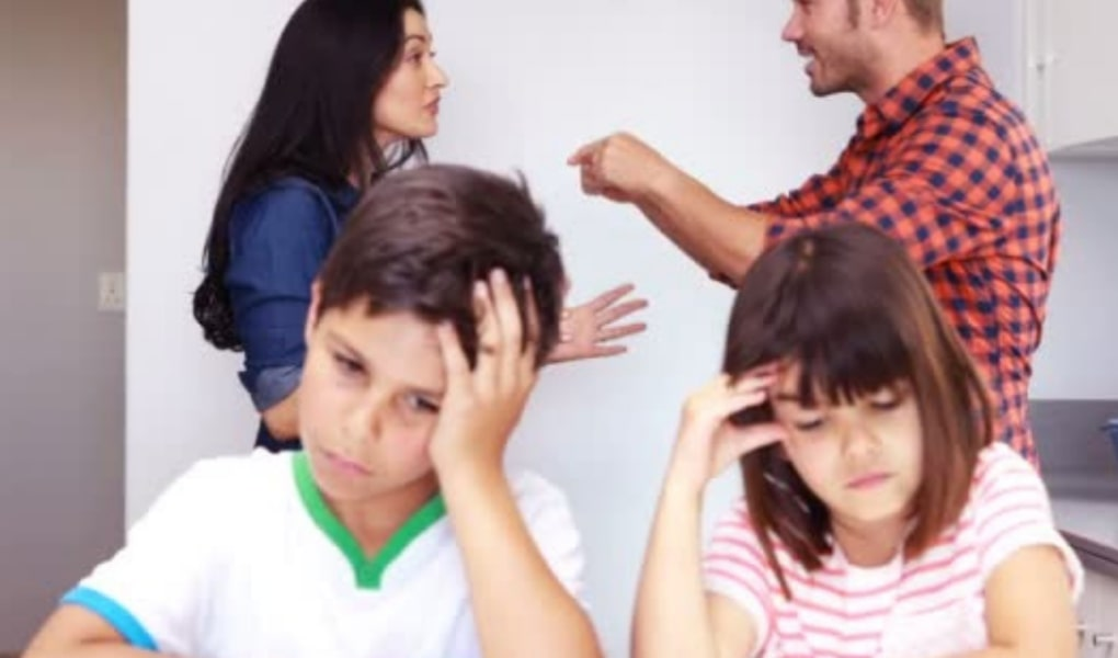 Fysieke en mentale klachten na conflict in gezin